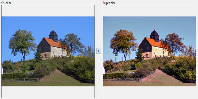 Photo Explorer Bilder automatisch verbessern