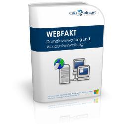 WEBFAKT Domainverwaltung
