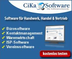 CiKa Software Warenwirtschaft nach Maß