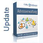 Update Adressverwaltung