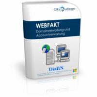 WEBFAKT DialIn-/Radius-Server Abrechnung