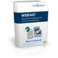 WEBFAKT Barverkauf