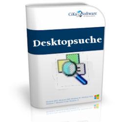 Neu in unserem Portfolio CiKa Desktopsuche