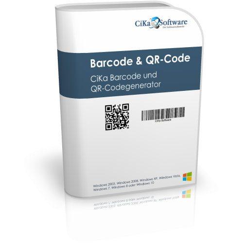 CiKa Barcode und QR-Codegenerator
